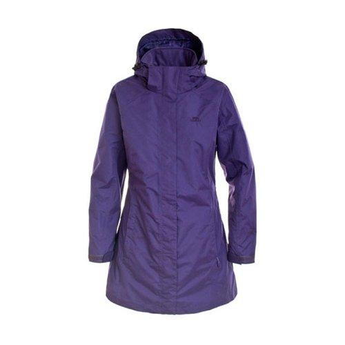 Trespass Ladies Alissa Waterproof Outdoor Coat Wildberry S,M,L,XL,XXL