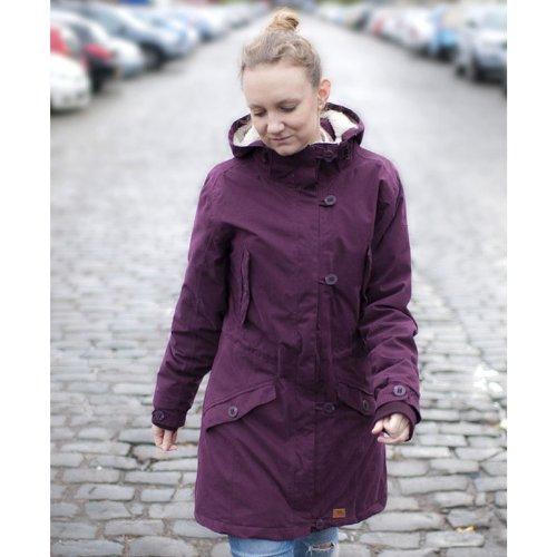 Trespass Womens So-Warm Waterproof Breathable Parka Coat Shiraz S M L XL XXL